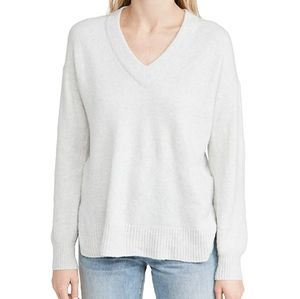 NEW✨Madewell wool v-neck sweater (size XS)